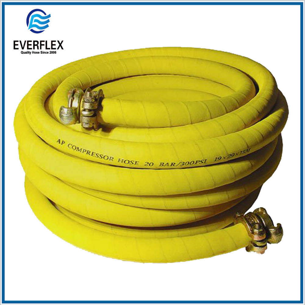 Compressed Air Hose Air Compressor Hose Rubber Air Hose