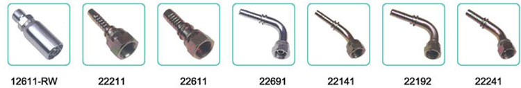 British hose fittings