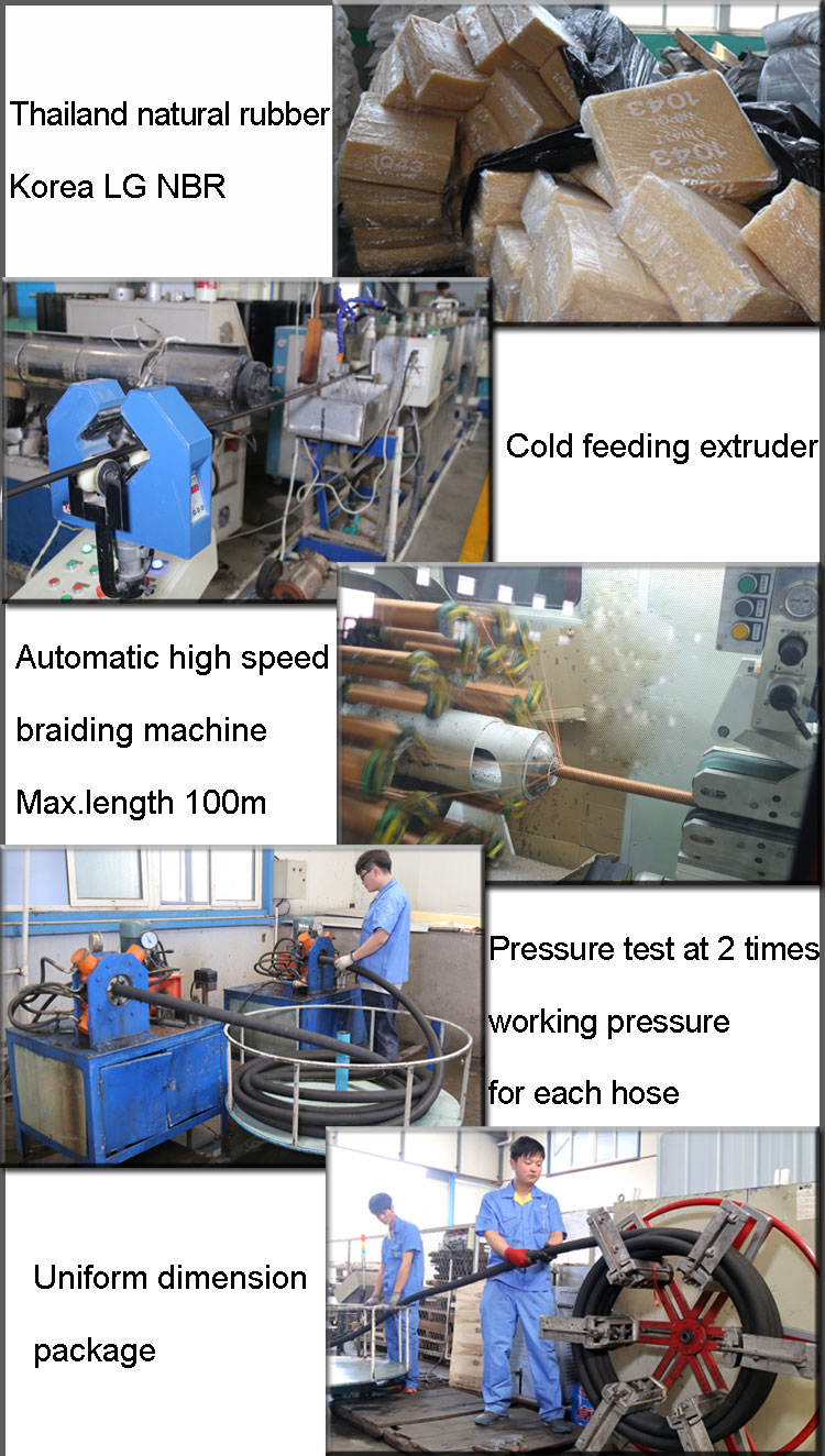 industrial air hose production